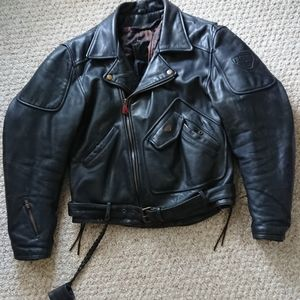 Used First gear by Hein Gericke motorcycle leather